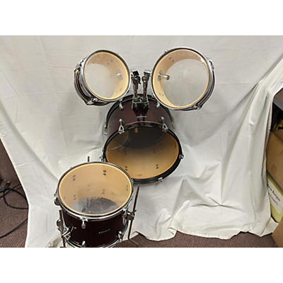 Ludwig Accent CS Combo Drum Kit