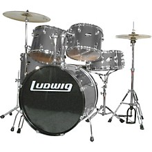 Open Box Ludwig Accent Combo 5-piece Drum Set