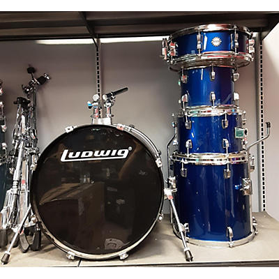 Ludwig Accent Drum Kit