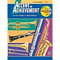Alfred Accent on Achievement Book 1 Alto Sax Book & CD thumbnail