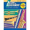 Alfred Accent on Achievement Book 1 B-Flat Bass Clarinet Book & CD thumbnail