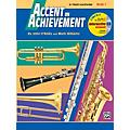 Alfred Accent on Achievement Book 1 Tenor Sax Book & CD thumbnail
