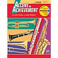 Alfred Accent on Achievement Book 2 PercussionSnare Drum Bass Drum & Accessories Book & CD thumbnail