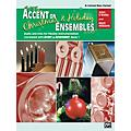 Alfred Accent on Christmas and Holiday Ensembles B-Flat Clarinet/Bass Clarinet thumbnail