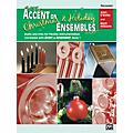 Alfred Accent on Christmas and Holiday Ensembles Percussion thumbnail