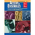 Alfred Accent on Ensembles Book 1 E-Flat Alto Sax Baritone Sax thumbnail