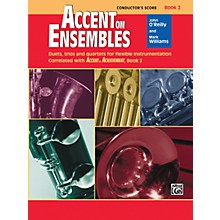 Alfred Accent on Ensembles Book 2 Conductor's Score