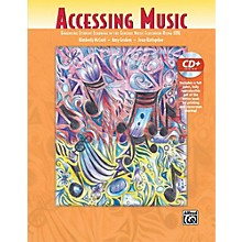 Alfred Accessing Music Book & Data CD
