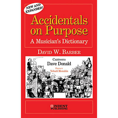 Alfred Accidentals on Purpose:  A Musician's Dictionary Book