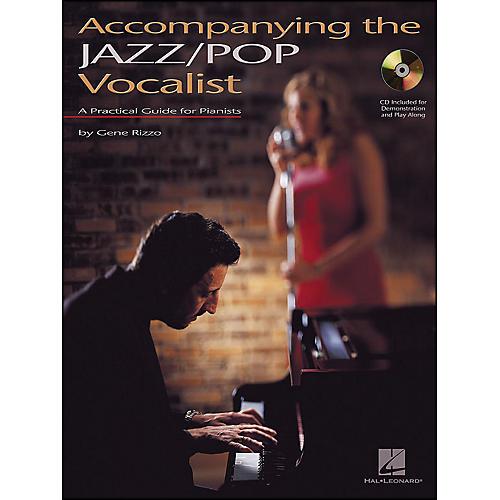Hal Leonard Accompanying The Jazz/Pop Vocalist Book/CD