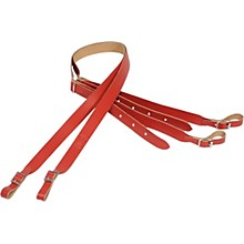 Accordion Straps Red