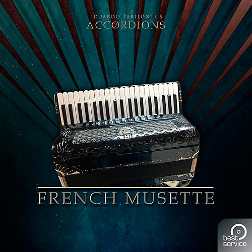 Best Service Accordions 2 - Single French Musette