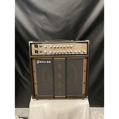 Genzler Amplification Accoustic Array Acoustic Guitar Combo Amp