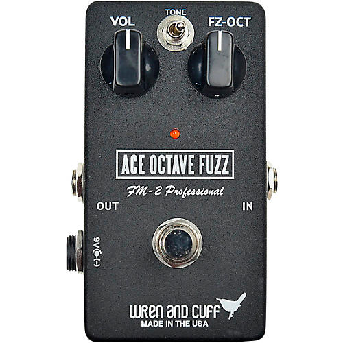 Wren And Cuff Ace Octave Fuzz Effects Pedal Condition 2 - Blemished Regular 194744258480