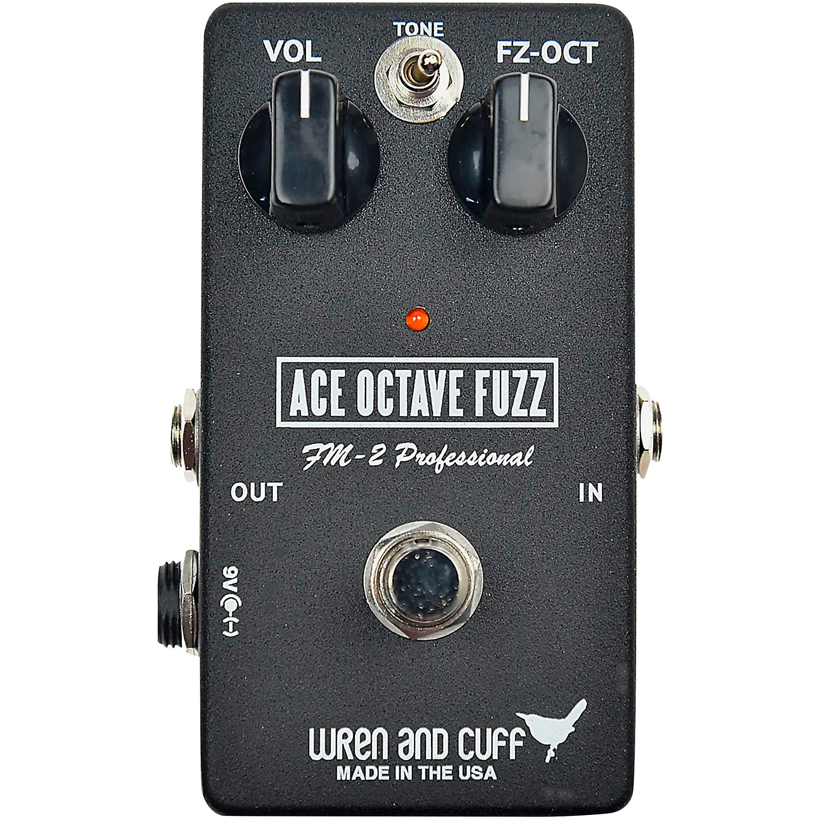 Wren And Cuff Ace Octave Fuzz Effects Pedal