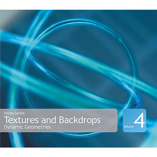 Sony Acid Loop Textures/Backdrops, Vol 4: Dynamic Geometries