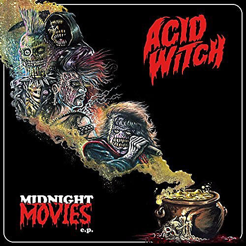 Alliance Acid Witch - Midnight Movies