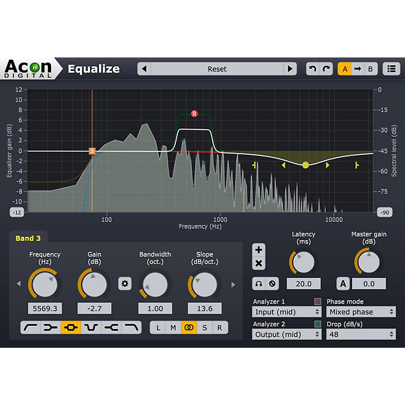 ACON DIGITAL Acon Equalize