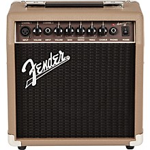 Open Box Fender Acoustasonic 15 Acoustic Combo Amp