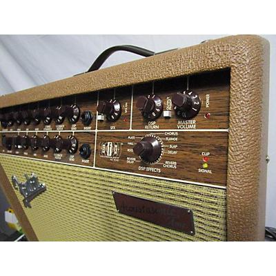 Fender Acoustasonic SFX PR 370 Acoustic Guitar Combo Amp