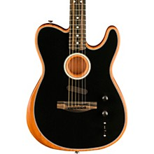 Fender Acoustasonic Telecaster Acoustic-Electric Guitar