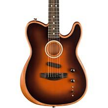 Acoustasonic Telecaster Acoustic-Electric Guitar Sunburst