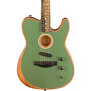 Acoustasonic Telecaster Acoustic-Electric Guitar Surf Green
