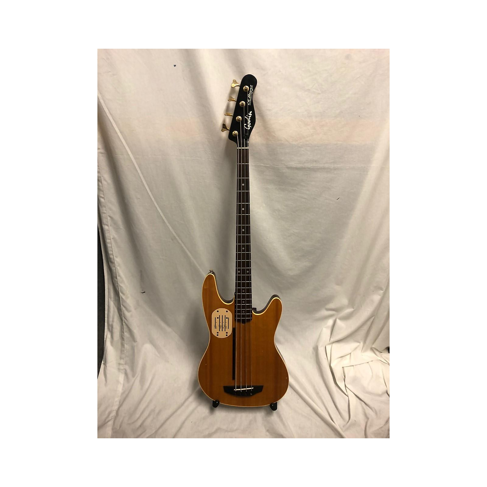 Godin Acoustibass Fretted L.R Baggs Model Acoustic Bass Guitar