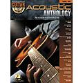 Hal Leonard Acoustic Anthology - Guitar Play-Along, Volume 80 (Book/CD) thumbnail