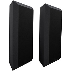 Acoustic Bass Trap with Vinyl Coating - Bevel (2 Pack)