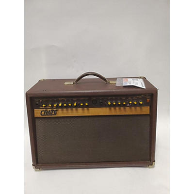 Crate Acoustic D60 Acoustic Guitar Combo Amp