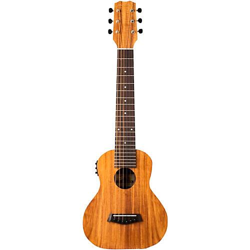 Islander Acoustic-Electric Acacia Guitarlele Natural