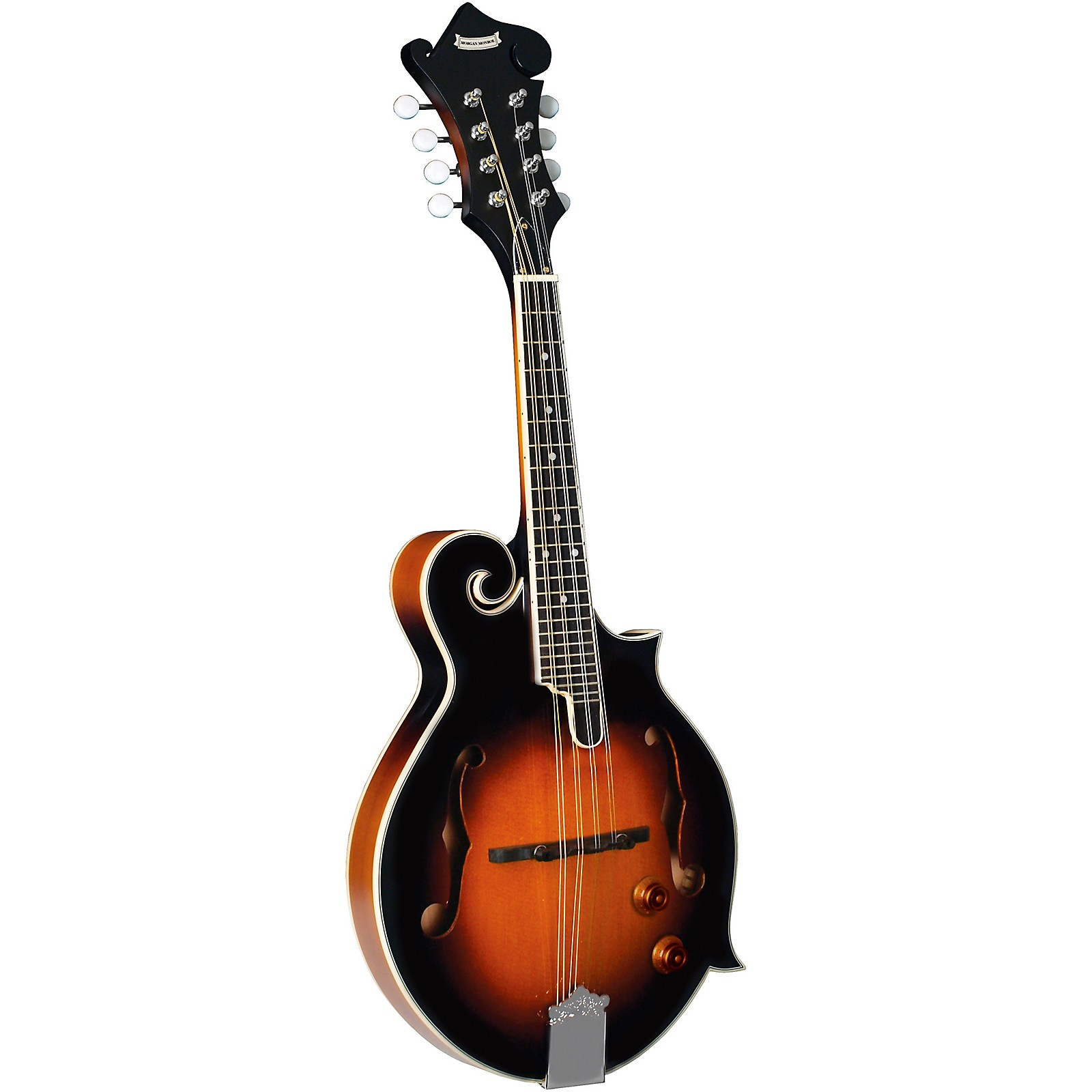 Morgan Monroe Acoustic-Electric F Style Mandolin with High Gloss Finish