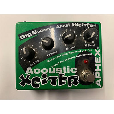 Aphex Acoustic Exciter Effect Pedal