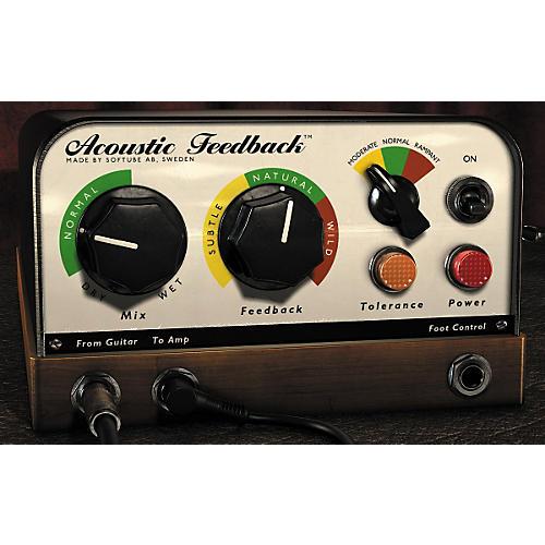 Softube Acoustic Feedback Naitve