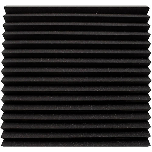 Ultimate Acoustics Acoustic Foam - 24x24x2 Wedge (12 Pack)