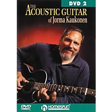 Homespun Acoustic Guitar Jorma Kaukonen 2 (DVD)