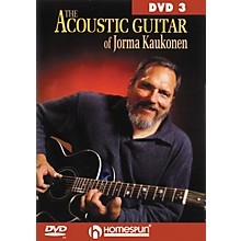 Homespun Acoustic Guitar Jorma Kaukonen 3 (DVD)