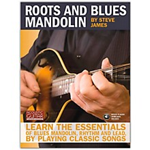 Hal Leonard Acoustic Guitar Series Roots And Blues Mandolin (Book/Online Audio)