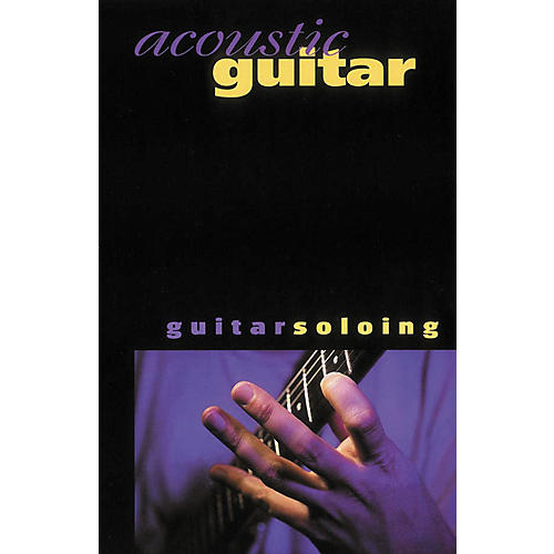 Hal Leonard Acoustic Guitar Soloing Video