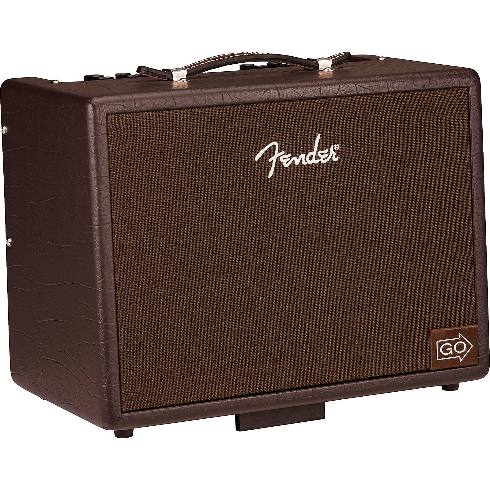 Fender Acoustic Jr GO 100W 1x8 Acoustic Guitar Combo Amplifier