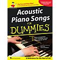 Hal Leonard Acoustic Piano Songs For Dummies thumbnail