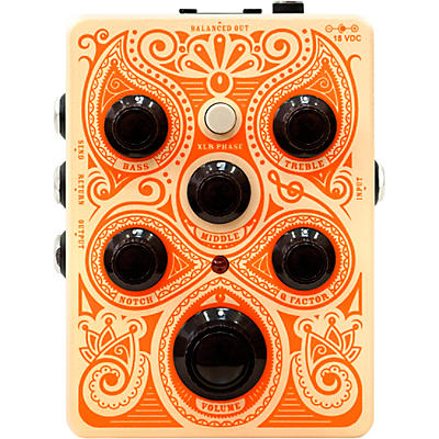 Orange Amplifiers Acoustic Preamp Pedal