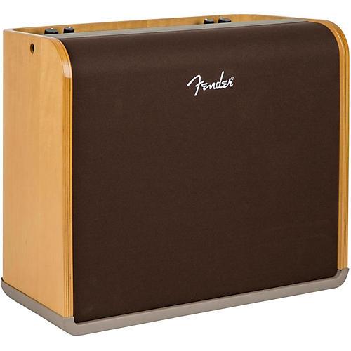 fender acoustic pro 200w 1x12 acoustic guitar combo amp musician 39 s friend. Black Bedroom Furniture Sets. Home Design Ideas
