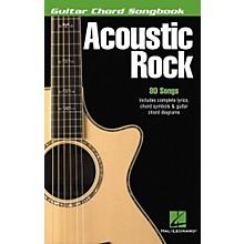 Hal Leonard Acoustic Rock Guitar Chord Songbook