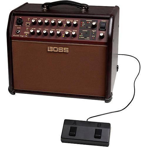 Boss Acoustic Singer Live 60W 1x6.5 Acoustic Guitar Amplifier Condition 1 - Mint