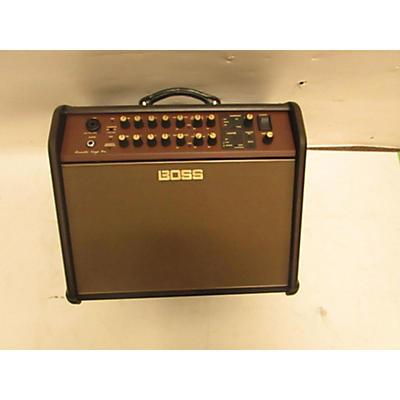 Boss Acoustic Singer Pro Acoustic Guitar Combo Amp