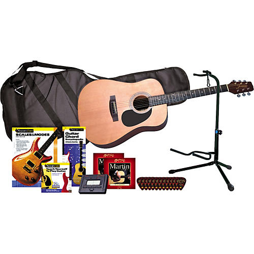 Jasmine Acoustic Ultimate 10-Piece Kit