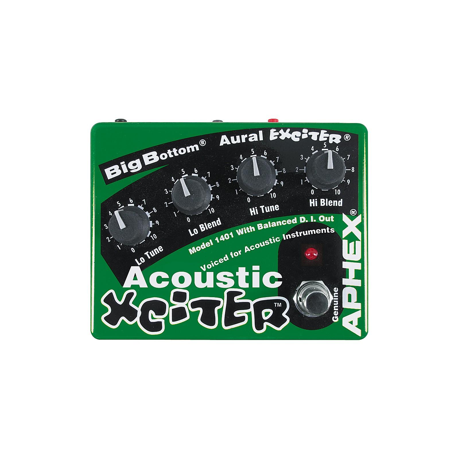 Aphex Acoustic Xciter Pedal