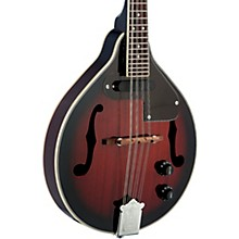 Open Box Stagg Acoustic-Electric Bluegrass Mandolin with Nato Top